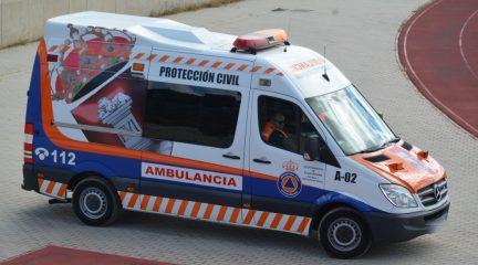Guadarrama destinará parte de la partida de Fiestas a la compra de una ambulancia para Protección Civil