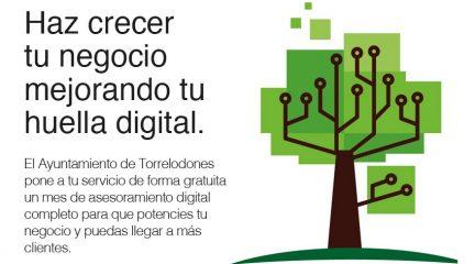 El Ayuntamiento de Torrelodones ofrece gratuitamente un mes de asesoramiento digital completo para potenciar los negocios locales