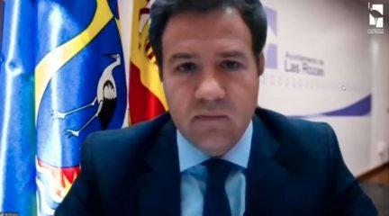 El alcalde de Las Rozas anuncia que está en cuarentena preventiva y hace un llamamiento a la responsabilidad