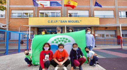 Las Rozas es el municipio de España con la red más amplia de Ecoescuelas para impulsar la sostenibilidad desde las aulas