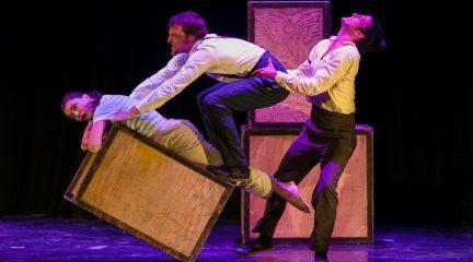 """El espectáculo circense """"Isla"""", este sábado en el teatro Bulevar de Torrelodones"""