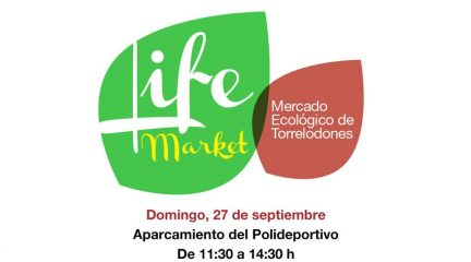 Este domingo, Life Market el mercado natural, ecológico y artesano de Torrelodones
