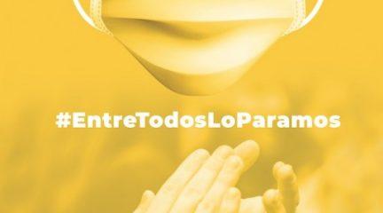 El Ayuntamiento de Robledo reparte mascarillas a domicilio por cuarta vez desde el inicio de la pandemia