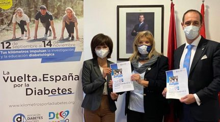 "El Ayuntamiento de Alpedrete se suma al reto ""Kilómetros por la diabetes"""