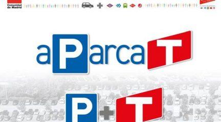 La Comunidad prepara la incorporación de 19 aparcamientos a la red de parkings disuasorios Aparca+T