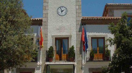 El Ayuntamiento de El Escorial anuncia la contratación temporal de 22 desempleados gracias a una subvención regional