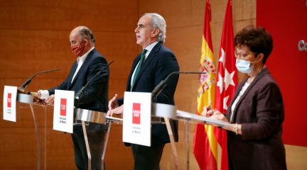 Madrid impone nuevas restricciones en las zonas básicas de Collado Villalba Pueblo, Guadarrama y El Boalo