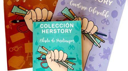 """""""Herstory"""": una colección de la Mancomunidad La Maliciosa para trabajar la igualdad en los colegios"""