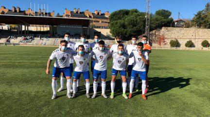 Olalla da la primera victoria al Torrelodones, el San Lorenzo empata en Aravaca y el Cerceda cae ante el líder Zona Norte