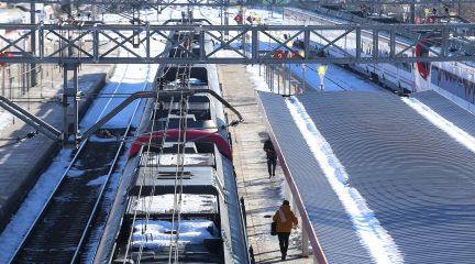 Cercanías restablece el servicio en todas sus líneas excepto en el tramo entre El Escorial y Santa María de la Alameda