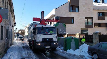 El PSOE de Torrelodones solicita una comisión de evaluación del Plan Municipal frente a las nevadas