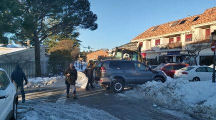 """Vecinos de La Berzosa denuncian que """"estamos en casa a 9 grados y nos estamos quedando sin comida"""""""