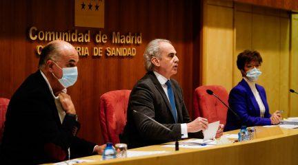 Collado Mediano y Becerril se cierran perimetralmente a partir del lunes ante el aumento de casos de Covid-19