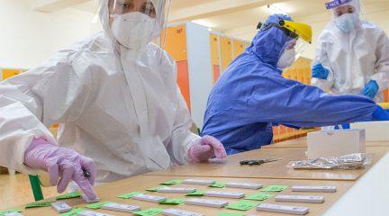 La Comunidad de Madrid retrasa sine die la realización de test de antígenos en Torrelodones