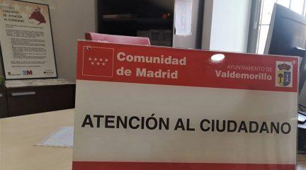 La Oficina de Atención al Ciudadano de Valdemorillo se traslada a la planta baja del Ayuntamiento