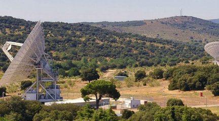 """La Estación de la NASA en Robledo, pendiente de la llegada del """"Perseverance"""" a Marte en las próximas horas"""