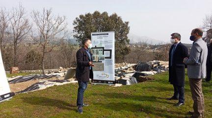 El viceconsejero de Cultura y Turismo de la Comunidad de Madrid visitó el destino Sierra de Guadarrama