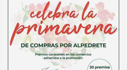 En marcha una nueva campaña apoyo comercio local en Alpedrete hasta el 3 de abril