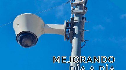 Iniciado el proyecto para la instalación de cámaras de seguridad en Collado Mediano