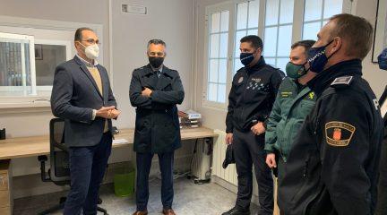 Los Molinos cuenta con un nuevo edificio de seguridad y emergencias para la Policía Local y Protección Civil