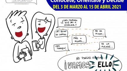 El Sejuve de Guadarrama organiza un taller de orientación dirigido a padres y madres de alumnos de 4º de ESO