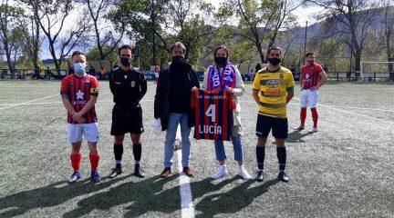 El San Lorenzo se inspira con Lucía Rodríguez y se reencuentra con la victoria ante el Siete Picos (1-0)