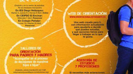 Torrelodones celebra la 25ª edición de sus Jornadas de Orientación al Estudiante