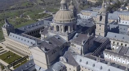 El Monasterio de San Lorenzo, monumento de Patrimonio Nacional más visitado durante la Semana Santa