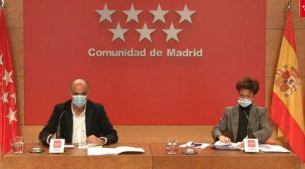 Navacerrada levanta su cierre perimetral el próximo lunes mientras los contagios en la Comunidad de Madrid se mantienen al alza