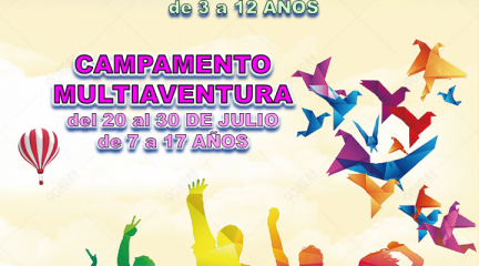 Valdemorillo presenta su oferta de campamentos de verano, dirigidos a niños y jóvenes de 3 a 17 años