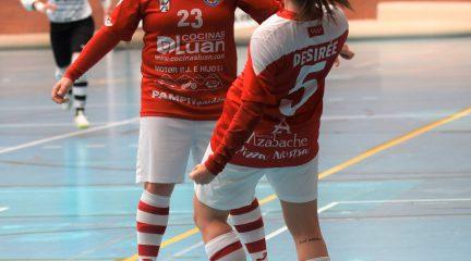 El Colme Futsal apuntala su liderato con una nueva victoria en Almagro (0-3)