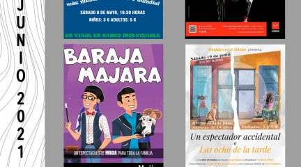 Un musical infantil, danza, teatro para adultos y magia en la programación cultural de Collado Mediano