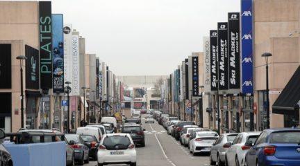 Európolis y la zona comercial de Pinar quedan fuera del cierre perimetral de Las Rozas