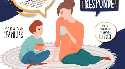 """Un profesional responderá a las dudas de los padres dentro del programa """"Espacio para las familias"""" de la THAM"""