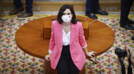 Isabel Díaz Ayuso da continuidad a su Gobierno: repiten los consejeros del PP y también Marta Rivera de la Cruz, ex de Ciudadanos