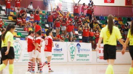 El Colme Futsal cae ante el Atlético Torcal (4-6) y pierde su primera opción de ascenso a Primera División