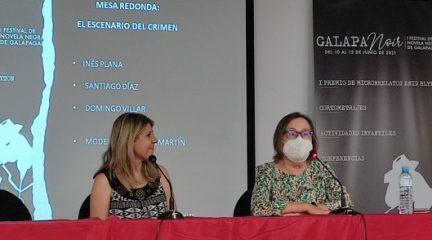 El primer Festival de Novela Negra de Galapagar se cierra con la participación de más de 450 personas