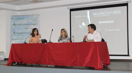 Hasta el domingo se celebra en Galapagar el primer Festival de Novela Negra
