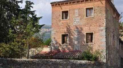 La Comunidad de Madrid financia la rehabilitación del antiguo Monasterio de Prestado, en El Escorial