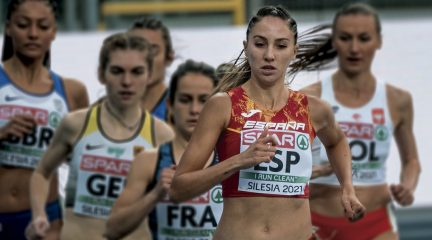 San Lorenzo colocará una pantalla gigante en el polideportivo para seguir en directo la participación de Lucía Rodríguez en los Juegos Olímpicos