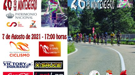 El Memorial David Montenegro, última prueba de la Copa de España de Ciclismo Máster, regresa el 7 de agosto