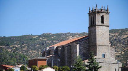 La Iglesia de la Asunción de Robledo de Chavela, declarada Bien de Interés Cultural