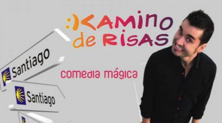 El mago Karim presenta Kamino de Risas el viernes 23 en Las Noches de la Plaza de Moralzarzal