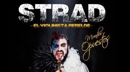 Strad, el violinista rebelde, abre este sábado el verano cultural de Collado Mediano