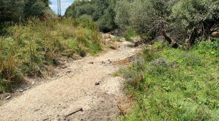 El Ayuntamiento de El Boalo denuncia el incumplimiento del caudal ecológico del río Samburiel