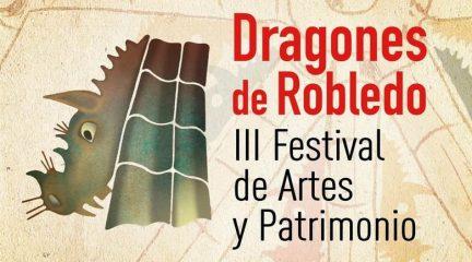 El Festival de Dragones regresa a Robledo de Chavela con música, cuentacuentos y visitas guiadas