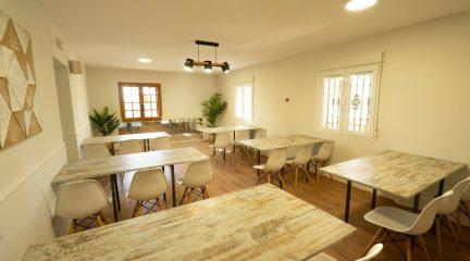 La Villa, un espacio único y versatil para negocios y eventos en la Sierra de Guadarrama