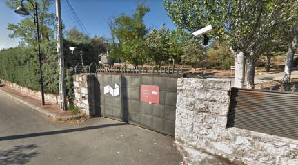 El PSOE pone en venta la histórica sede del Instituto Jaime Vera, en Galapagar