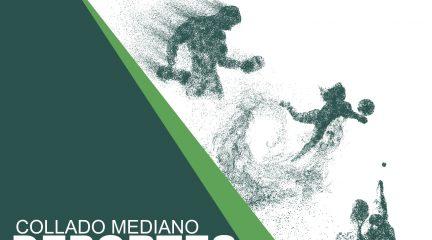 La Concejalía de Deportes del Ayuntamiento de Collado Mediano pone en marcha el Nuevo programa de Actividades Deportivas