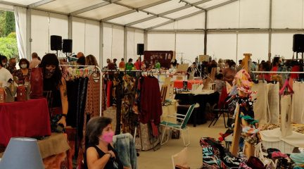 1.750 visitantes en el III Encuentro Artesano de la Sierra Noroeste de Collado Villalba